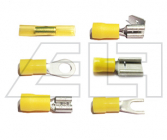 Verbinder-gelb