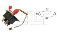 Batterieschalter 2 polig
