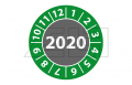 UVV Plakette 2020