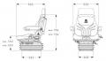 Maximo XXL (MSG 95AL/731), Stoff