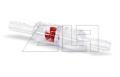 Fließanzeiger m. Filter 10mm