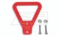 Handgriff für SB 50 rot mit Schrauben