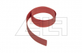 Schrumpfschlauch (25,4-12,7) 2:1 - rot - 1000mm