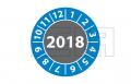 UVV Plakette 2018