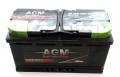 AGM Starter Batterie